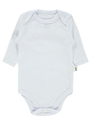 Civil Baby Civil Baby Bebek Çitçitli Badi 0-24 Ay Beyaz Civil Baby Bebek Çitçitli Badi 0-24 Ay Beyaz Beyaz